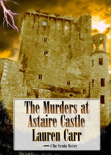 Murder at Alstar Castle cover