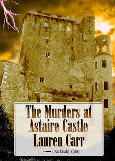 Murder at Alstar Castle cover