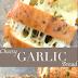 CHEESY GARLIC BREAD WITH ITALIAN SPICES