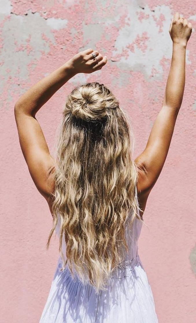 trendy hair style idea