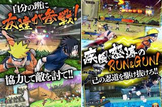 Naruto Senki Shinobi Collection Shippuranbu Mod+Apk v2.6.0 (God Mod)