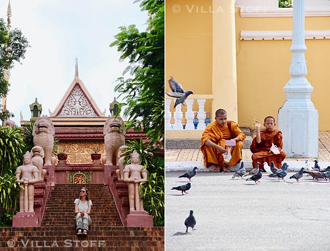 Weltreise • Phnom Pen, Kambodscha