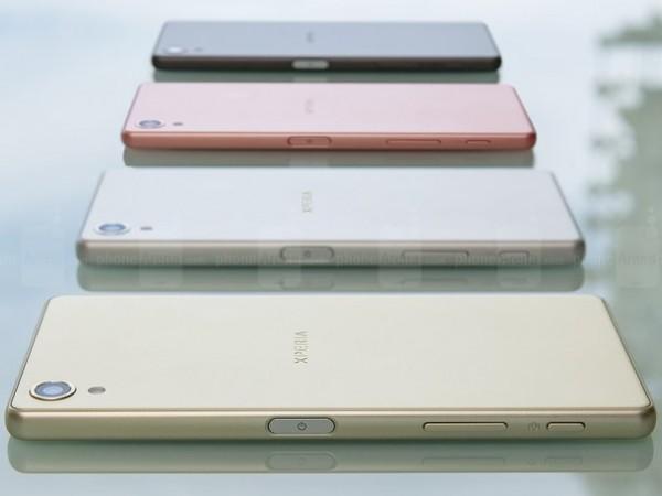تعرف على مواصفات و سعر سلسلة هواتف  Xperia X الجديدة