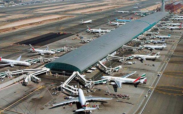 Daftar Nama Bandara yang Dimulai Huruf N