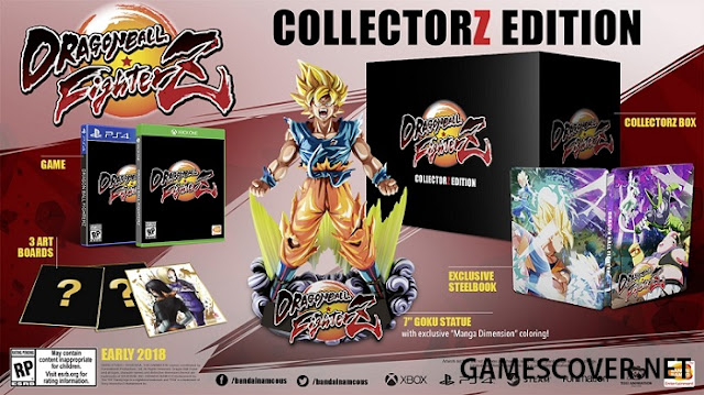 Dragon Ball FighterZ Collectorz Edition