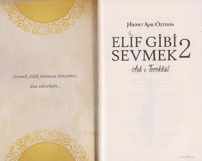 Elif Gibi Sevmek Kitap Yorumu