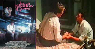 In a shallow grave, película