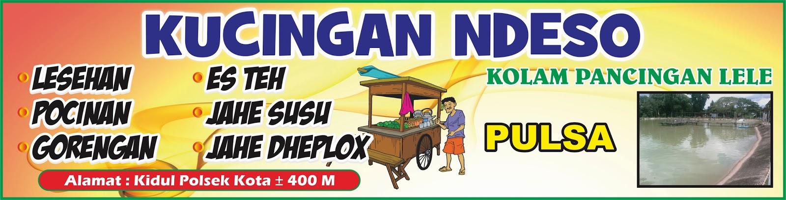 Design Banner Angkringan File Cdr