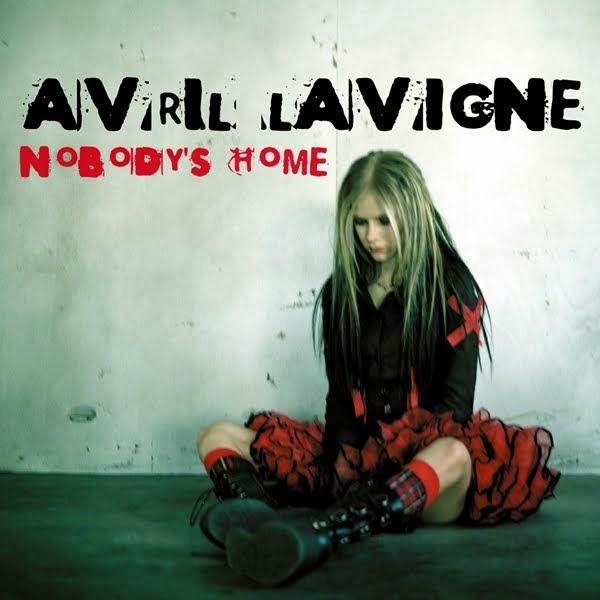 Easy Guitar Chords Avril Lavigne - Nobody's Home