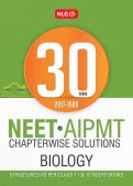 30 YEARS NEET AIPMT CHAPTERWISE PAPER & SOLUTION PCB BY MTG PDF|JEE NEET PREP|