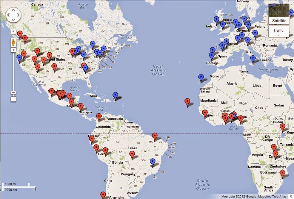 Lds Missions Map Doubt Your Doubts!: LDS missions map