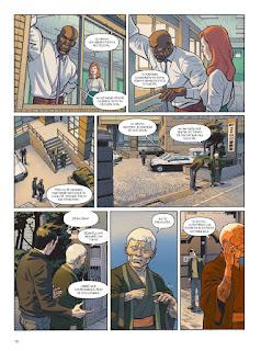 """""""TEBORI"""" vol.3 de José Manuel Robledo y Marcial Toledano - Diábolo Ediciones"""