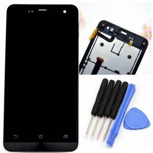 LCD Asus Zenfone 5 Retak