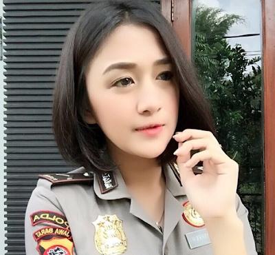 polwan indonesia paling seksi