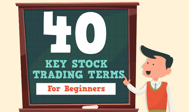 40 Key Stock Trading Terms For Beginners