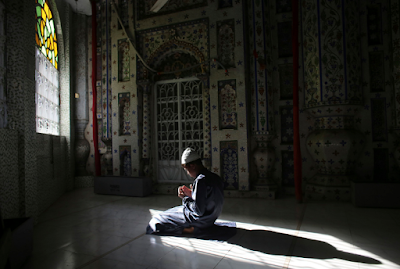 Tata Cara Bacaan Sholat Nabi Muhammad SAW