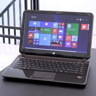 Laptop HP SleekBook 14 PC Bekas