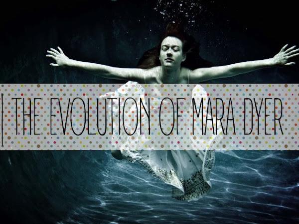 | Review | The Evolution of Mara Dyer de Michelle Hodkin