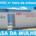 BROTAS DE MACAÚBAS: CONVITE - CASA DA MULHER PROMOVE 3ª FEIRA DE ARTESANATO