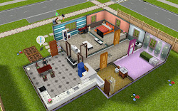 sims freeplay story mansion two floor layout plan sp