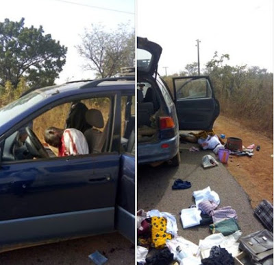 Pastor & Wife Killed By Robbers On Their Way From Convention (Graphic Pic)
