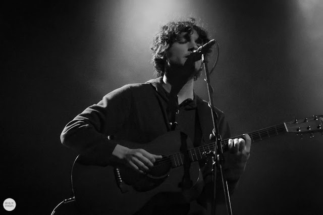 Sam Amidon curator van Late Night Shift