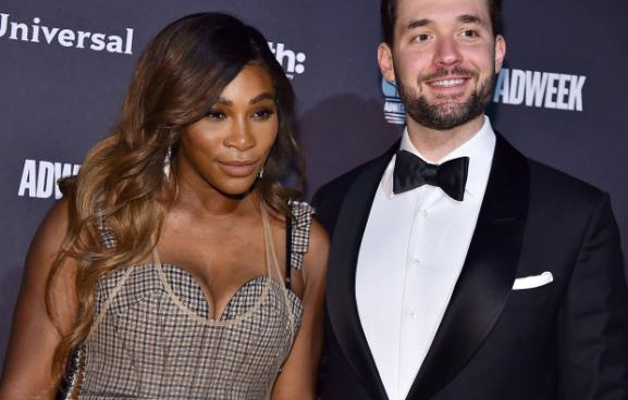 Serena Williams' Husband Is Fighting for Paid Leave for New Dads