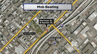 San Francisco: Man Seriously Injured In Mob Attack