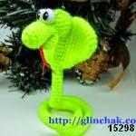 patron gratis serpiente amigurumi, free amigurumi pattern snake