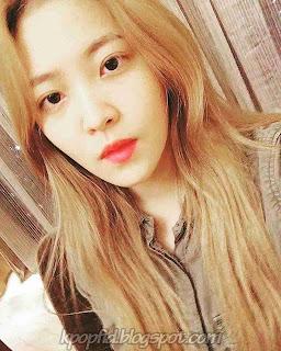 Foto Yeri Red Velvet Terbaru 2016