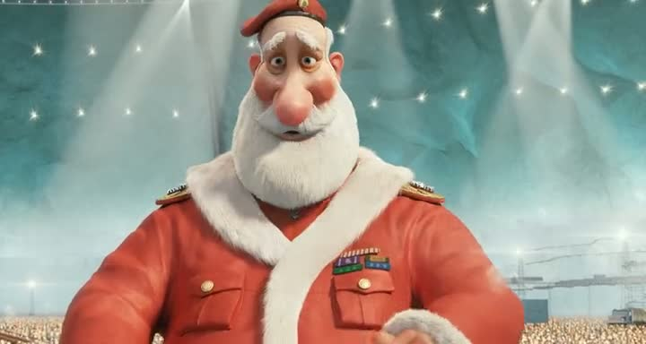 Arthur Christmas (2011) Full Hindi Dubbed Movie 300MB Compressed PC Movie Free Download