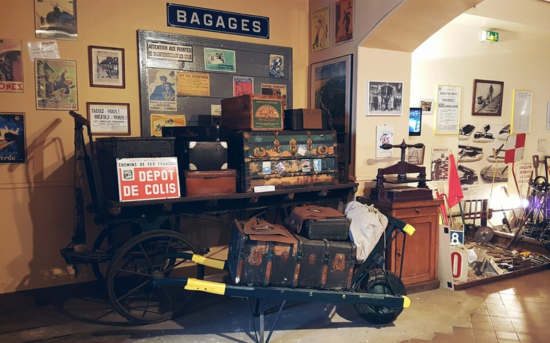 Rosny-Rail, musée du Train - Rosny-sous-Bois - Seine-Saint-Denis