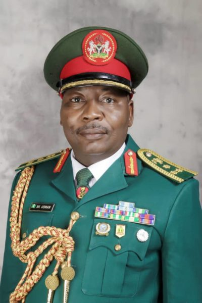 Brigadier General S.K. Usman: made the call against Amnesty International