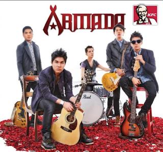 Download Lagu Mp3 Terbaru Armada Full Album Rar/Zip Lengkap (2016-2017)