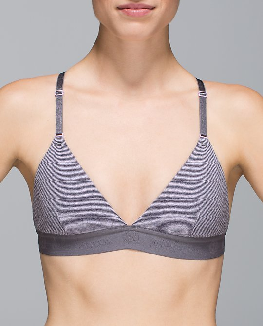 lululemon live natural bra