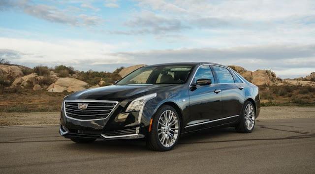 2016 Cadillac CT6 AWD Reviews