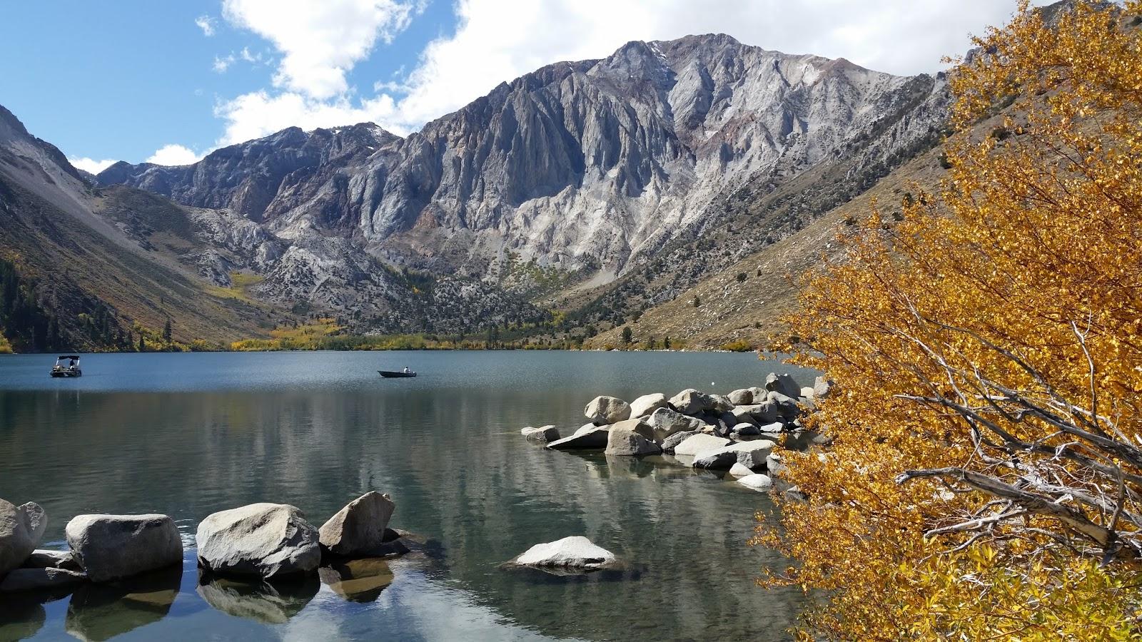 Wes' Travels to California Lakes: November 2017