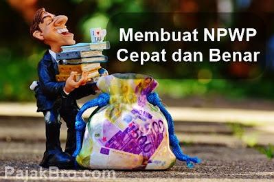 Tips Membuat NPWP Secara Cepat Langsung Jadi 2020