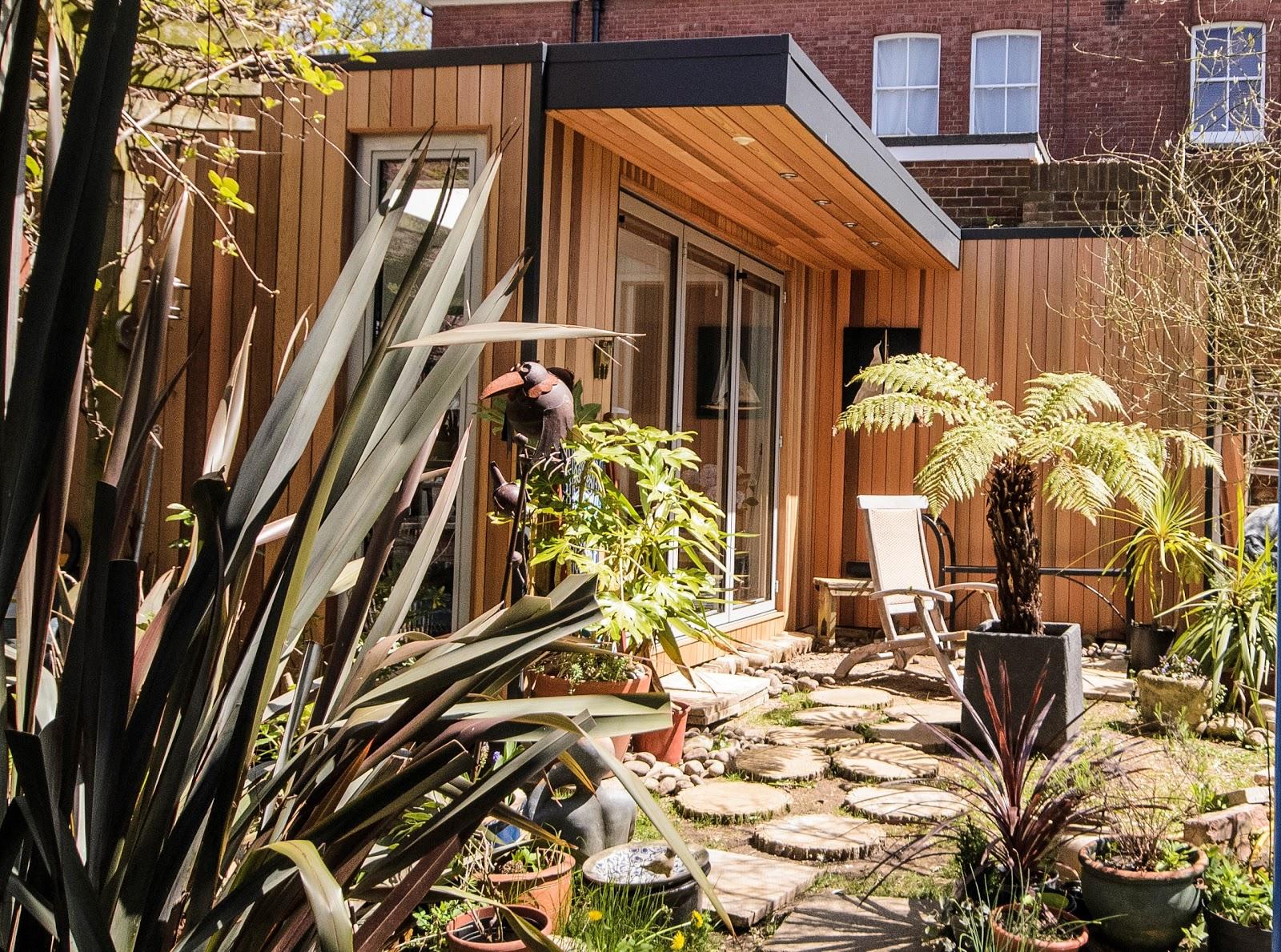 Artist Studio in Garden