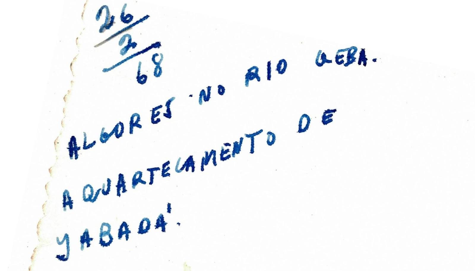 Luís Graça & Camaradas Da Guiné: Guiné 61/74