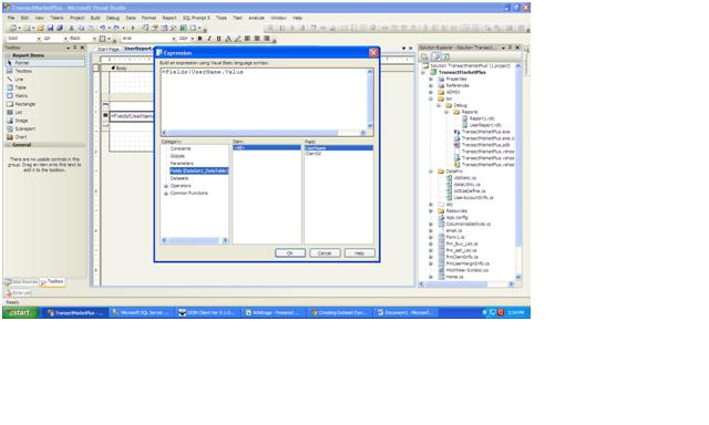 Microsoft Report rdlc data fill without using Dataset xsd | asp net