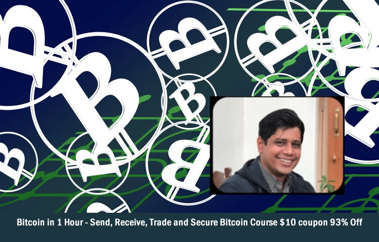 Bitcoin in 1 Hour - Send, Receive, Trade and Secure Bitcoin Udemy