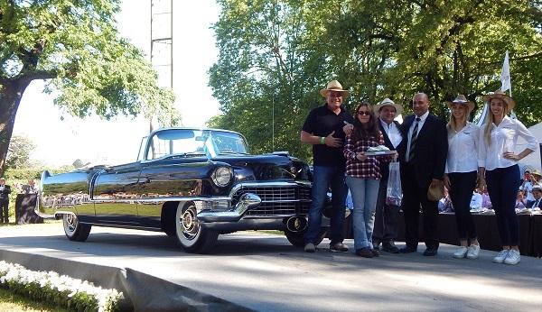 Cadillac Coupé Convertible Presidencial 1955
