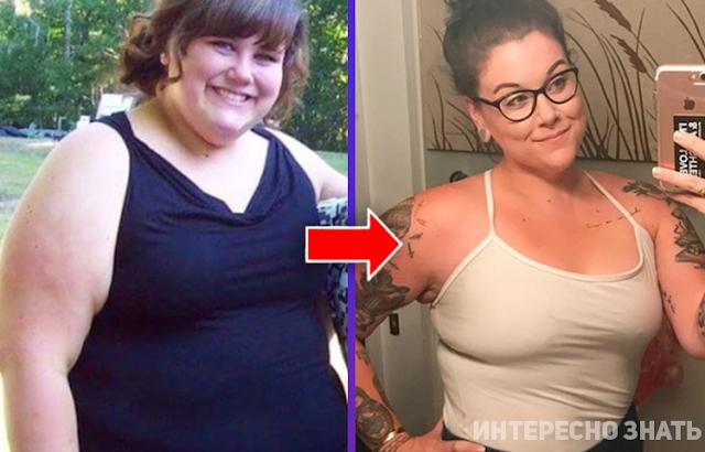 22-летняя девушка так хотела стать мамой, что похудела на 70 кило