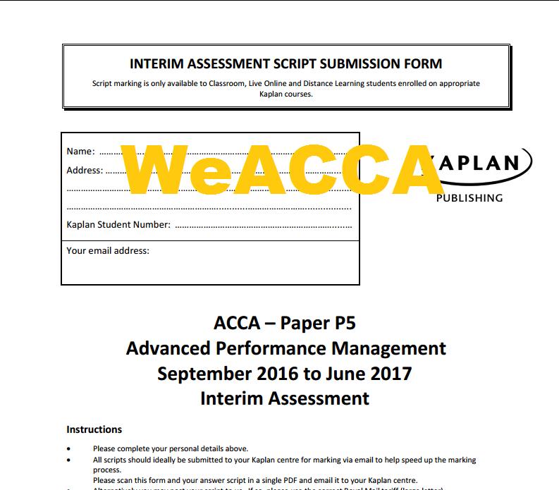 Acca P1 Bpp Study Text Pdf 2017