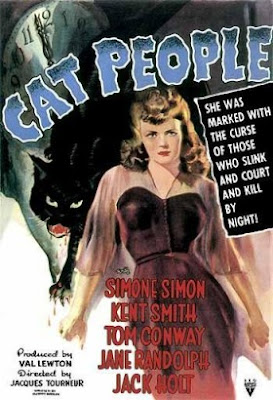 Cat People / La Mujer Pantera Poster