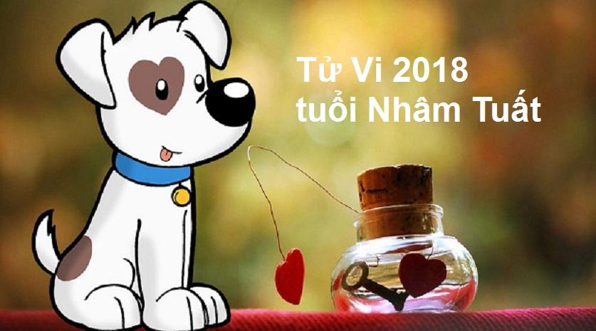 Tu vi 2018 Nham Tuat nam mang