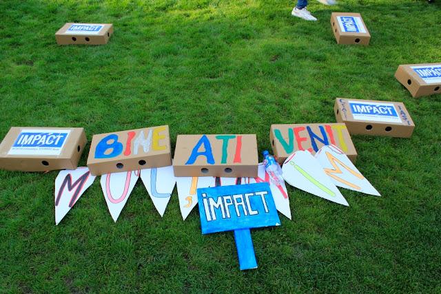 Proiect Impact - Ciclaton - Iasi