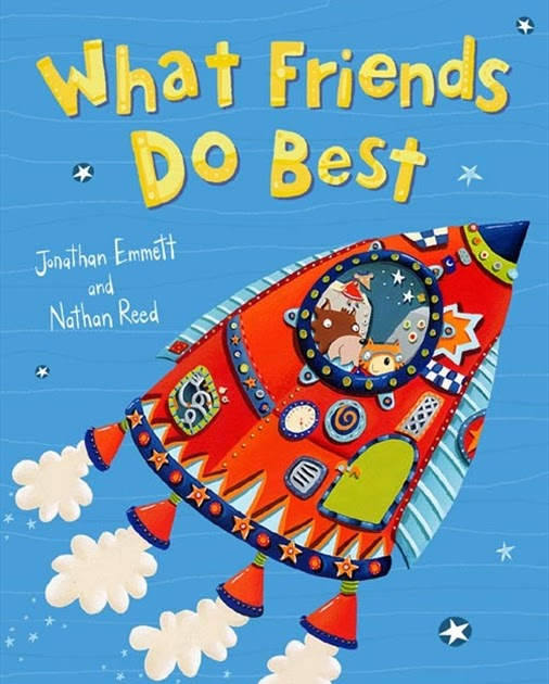 Kids' Book Review: Review: What Friends Do Best