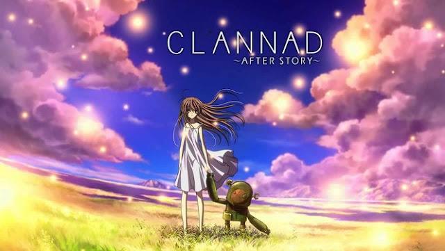 12 Anime Tersedih yang Mengharukan dan Bikin Nangis clannad